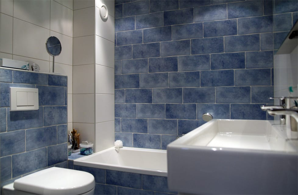 Badkamer, Twekkelerveld - Enschede - Tegelhuys Twenthe