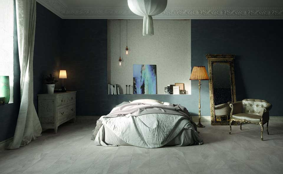 Tegelhuis Twenthe: Keramische vloertegels van Ceramiche Castelvetro