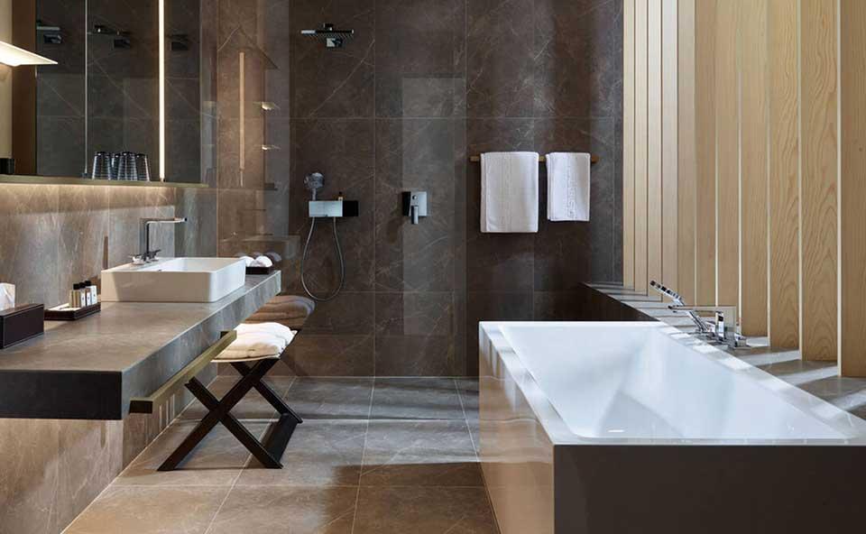 Tegelhuys Twenthe: Badkamer ontwerp met Hansgrohe producten